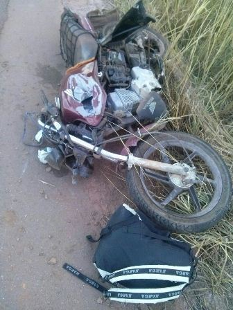 Três motociclistas mortos em 2 dias