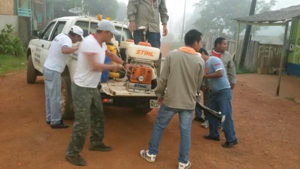Chikungunya fora de controle em Oiapoque