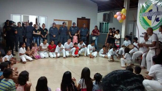 Capoeira Cidadã: projeto da UPC que atrai crianças, adolescentes e jovens