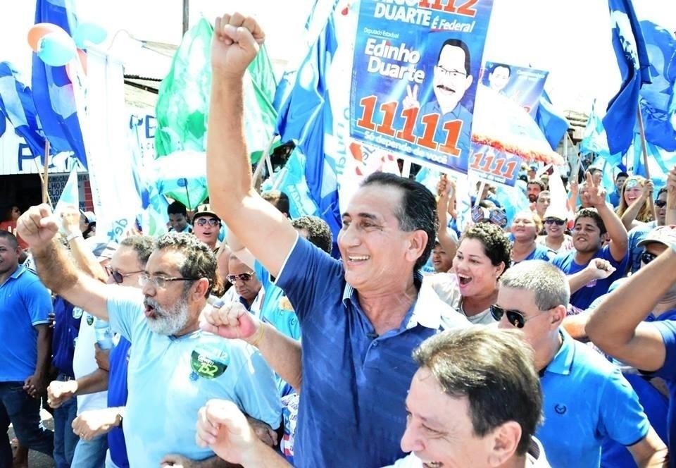 Waldez acusa Camilo de dificultar a transição