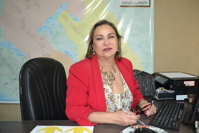 Cristina Baddini diretora presidente da CTMAC