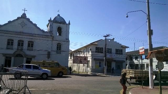 Em Frente a Rua São José
