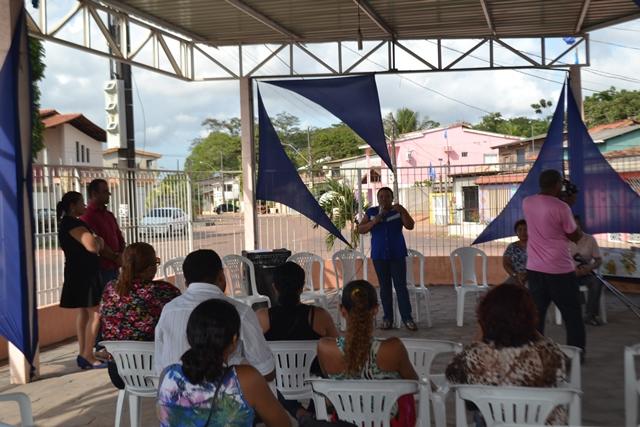 Mobilização de pacientes e parentes que estão na casa de apoio em Belém: desespero