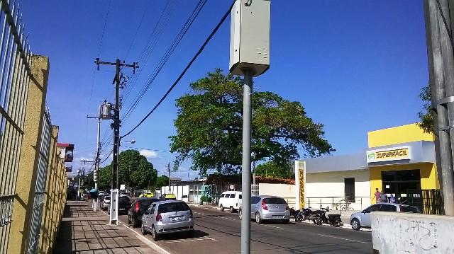 Rua Jovino Dinoá próximo ao SuperFacil