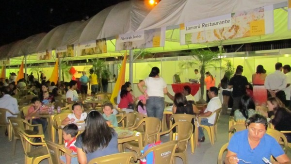 Festival reúne delícias da gastronomia
