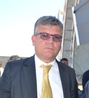 Marçal Gomes, diretor de Aeroportos da Infraero