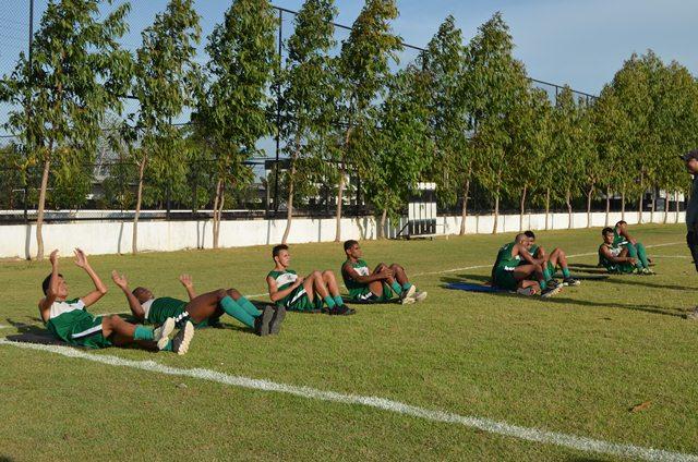 Santos inicia preparação para Copa Verde e Copa do Brasil