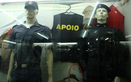 Hoje no AP a comercialização de uniformes acontece sem fiscalização