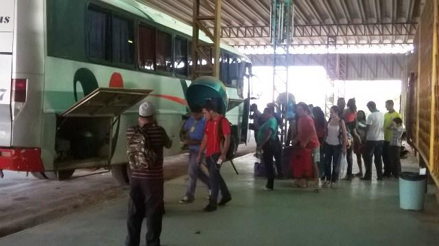 Movimentação no Terminal Rodoviário de Macapá (1)