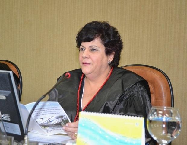Presidente do TJAP, Sueli Pini: já se faz necessário um novo cartório de imóveis na capital
