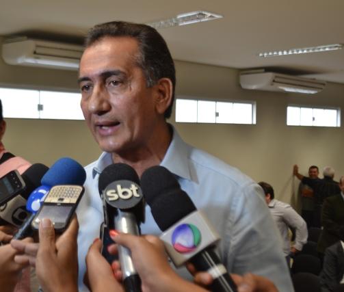 Waldez Góes diz que o plano vai chegar aos 1 municípios em dois anos