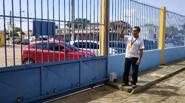 Francisco recebeu a notícia pelos colegas de trabalho
