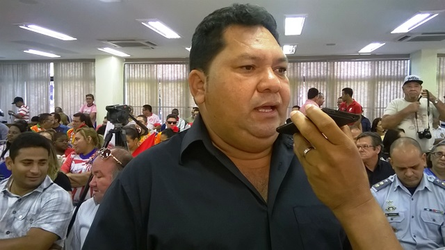 Luiz Mota: carnaval garantido