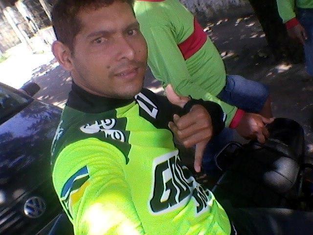 Paulo Messias era apaixonado por motos. Reprodução/Facebook