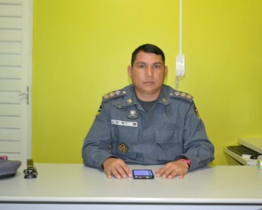 Tenente-coronel Aldinei Almeida: precisamos de apoio