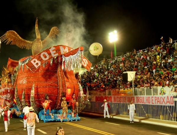 Boêmios do Laguinho tem 61 anos de fundação e 27 títulos do Carnaval