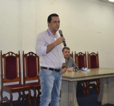 Josenildo Abrantes, secretário de Fazenda: débitos pagos ou negociados. Foto: Arquivo