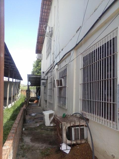 o prédio não tem estrutura para funcionar um Batalhão da PM