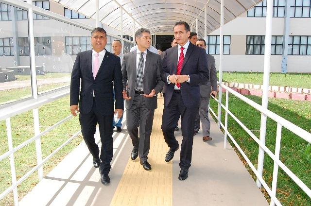 ALAP_Presidente Moisés, Dr. Roberto e Gov. Waldez