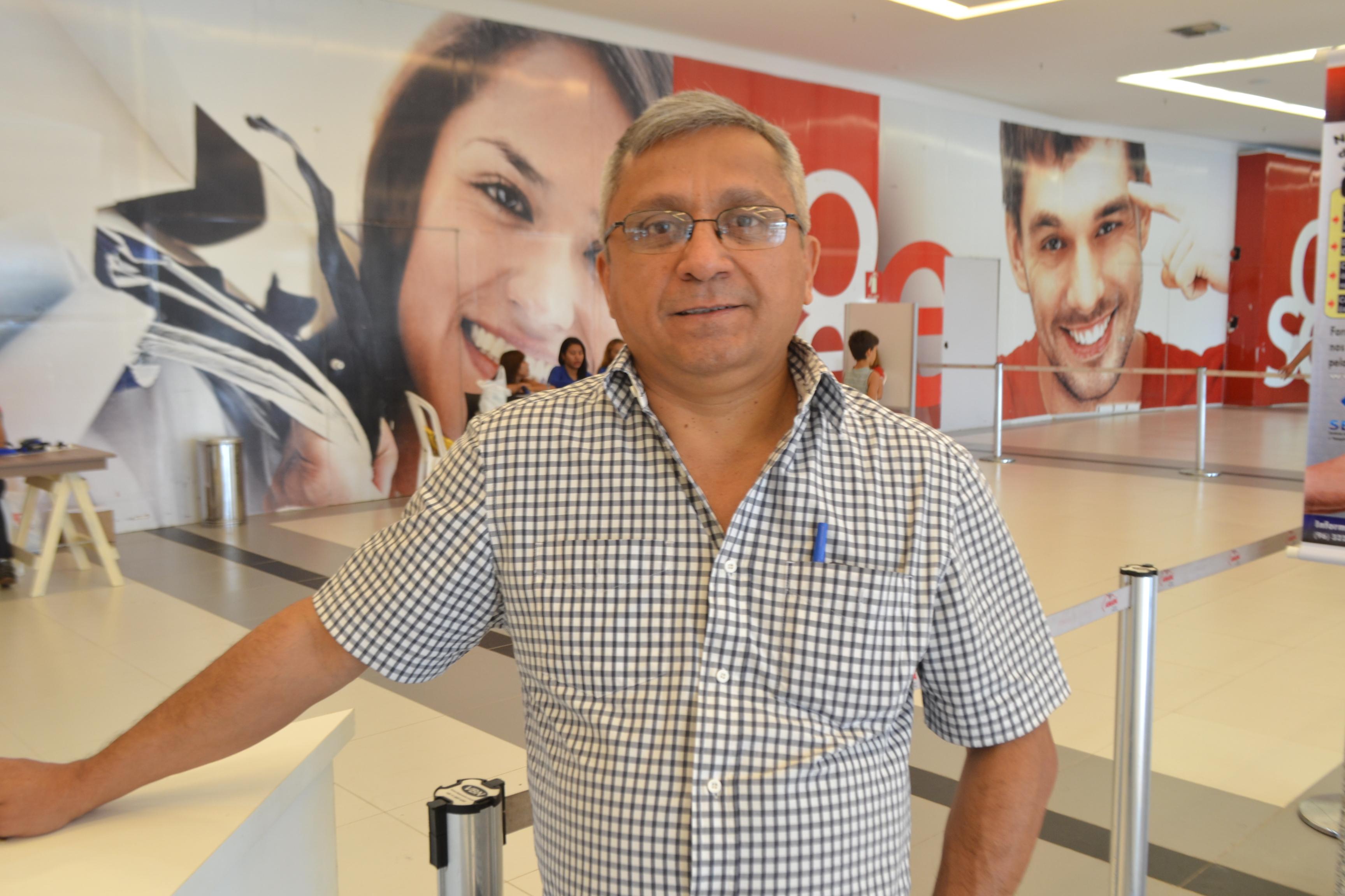 Artur Sotão: a procura é maior nos últimos dias