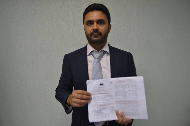 Advogado Marcelo Leal: MPE praticou fraude processual