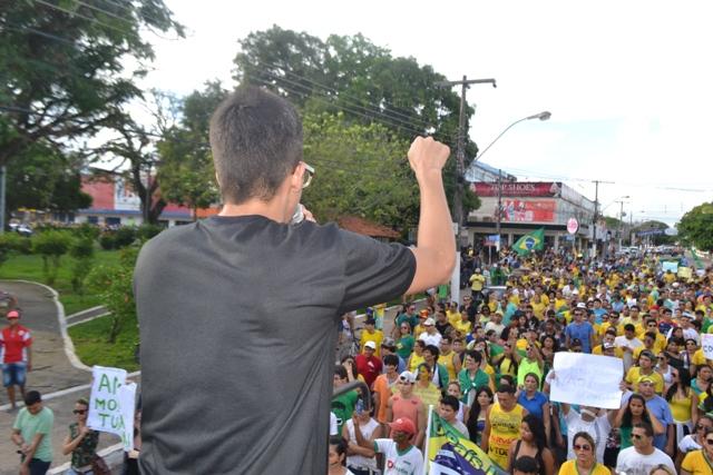 Uecsa prometeu novos protestos