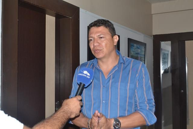 Maikon Vaz: Defesa Civil Municipal continua monitorando a situação