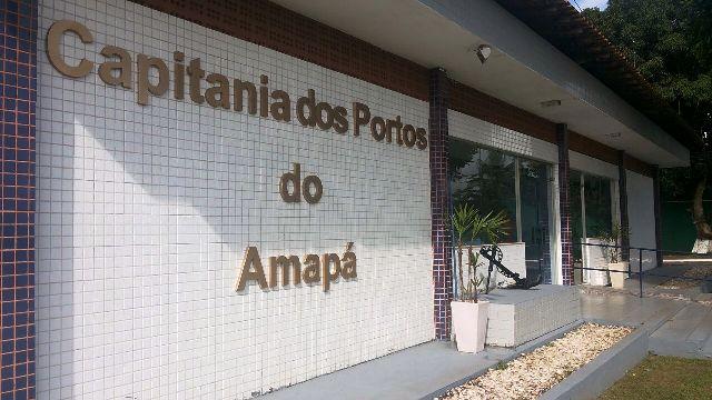 A Capitania dos Portos está responsável pela fiscalização das embarcações