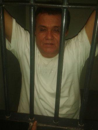 Everaldo foi preso e levado para a carceragem da PF