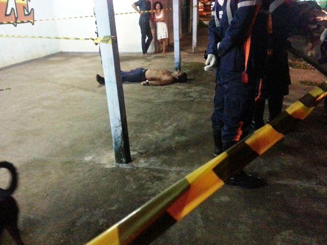 Marcos Júnior Gomes Moraes morreu ainda no local