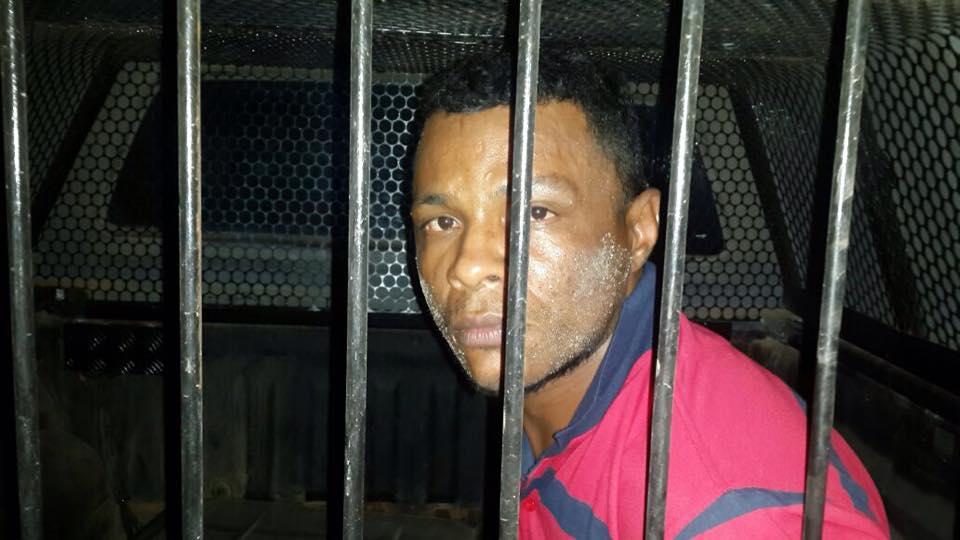 Gelson Trindade, o Baiboi, é único preso pelo assalto à Unimed
