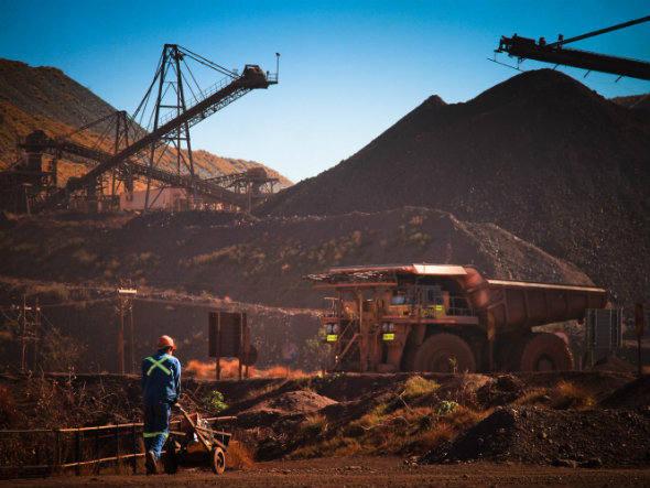 Segundo o Imap, a mineradora estocava minério sem autorização ambiental