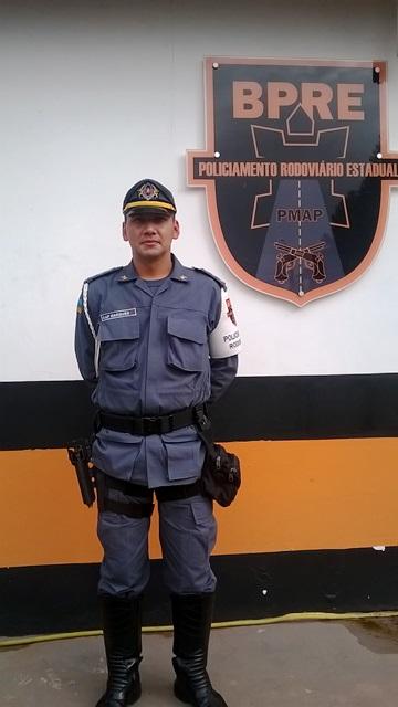 Capitão Rondineli Marques: todo o efetivo foi usado na operação