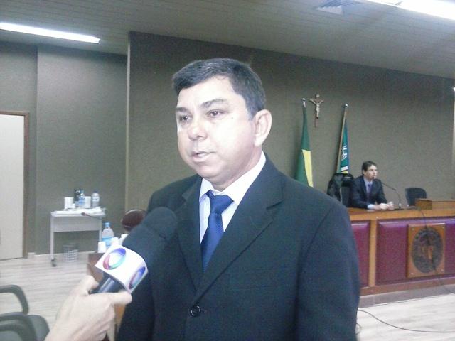 Auxiliar de acusação Charlles Bordalo: vingança