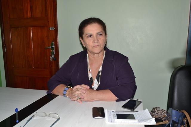 Conceição Medeiros comanda a maior secretaria do Estado com 21 mil servidores