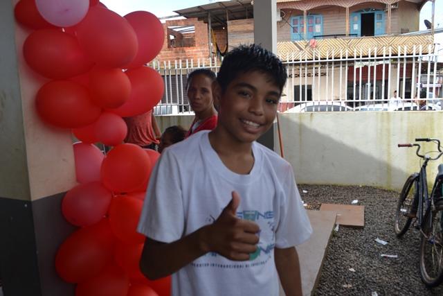 """Elias Silva: """"aqui é mais seguro e eu ainda aprendo"""""""