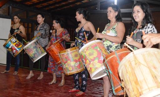 Ensaio do show que destaca a raiz da cultura amapaense