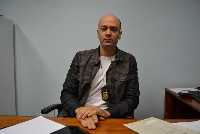 Delegado Glemerson Arandes: apesar das oportunidades, preferiu o crime