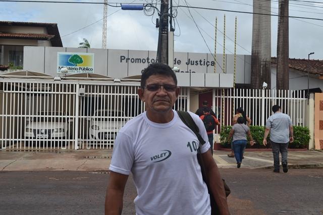 José Tavares: queremos transparência