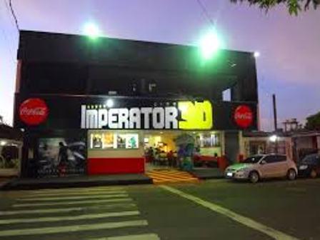 Cine Imperator  se reinventou para manter o público. Foto: Divulgação