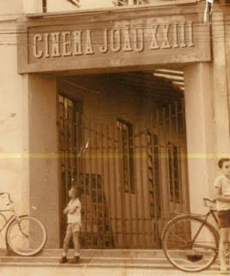 Cine João 23, o oficialmente o primeiro cinema