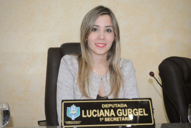"""Luciana Gurgel: """"homens também têm espaço"""""""