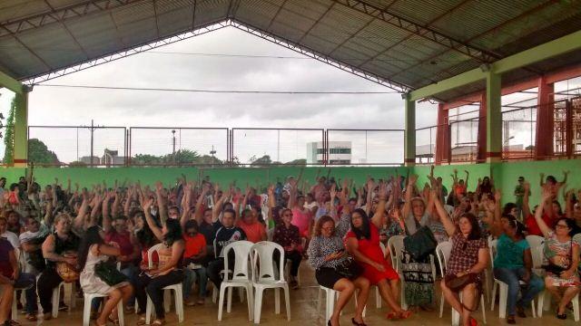 Profissionais da educação já começaram a organizar chapas para concorrer ao pleito. Foto: arquivo/SELESNAFES.COM