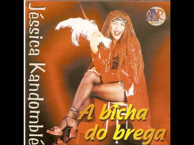 """Capa do CD """"Bicha do Brega': O pai, músico exigente, mandou o filho tomar vergonha na cara. Depois até gostou"""