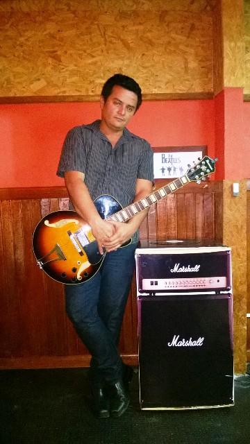 Irlan Maciel é músico profissional