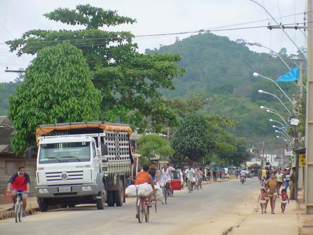 Laranjal do Jari é a terceira cidade mais populosa do Amapá com cerca de 60 mil moradores