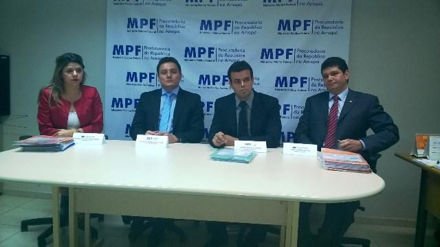 Procuradores do MPF prometem responsabilizar todos os culpados