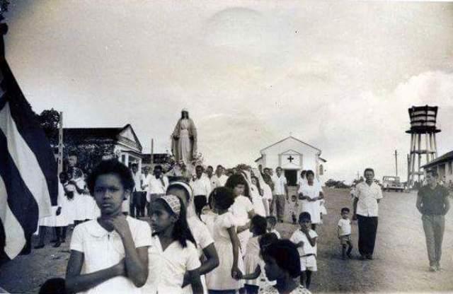 A Vila de Martinica se tornou Oiapoque