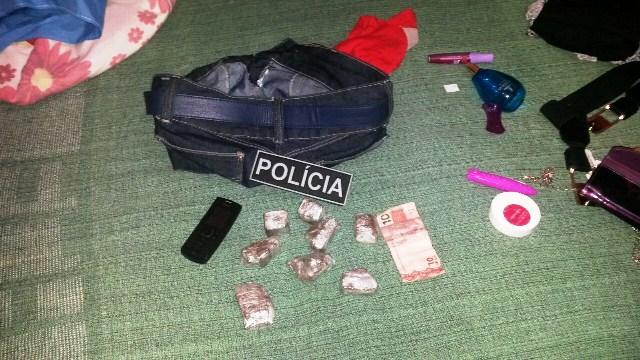 Traficante preso em calçoene (3)