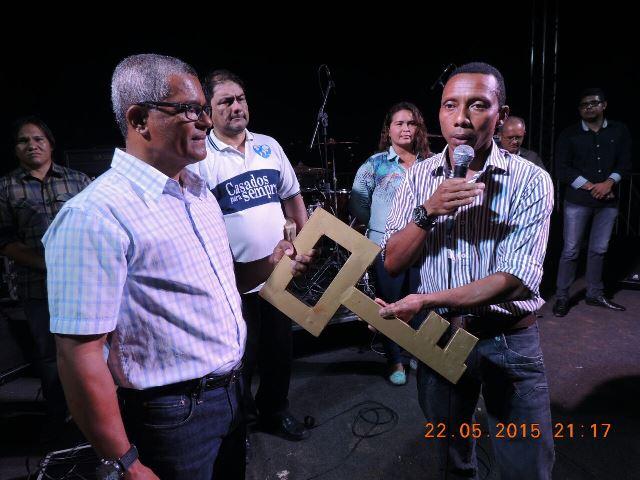 Autoridades do Amapá e da Guiana Francesa participaram da cerimônia de abertura